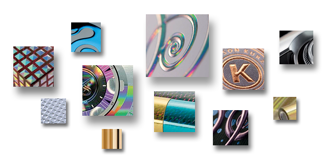 The Different Types Of Hot Printing Foils Used